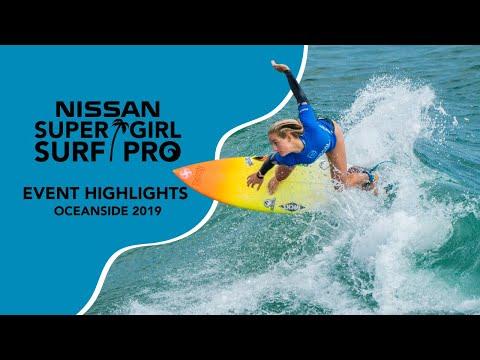 Highlights  - 2019 Nissan Super Girl Pro