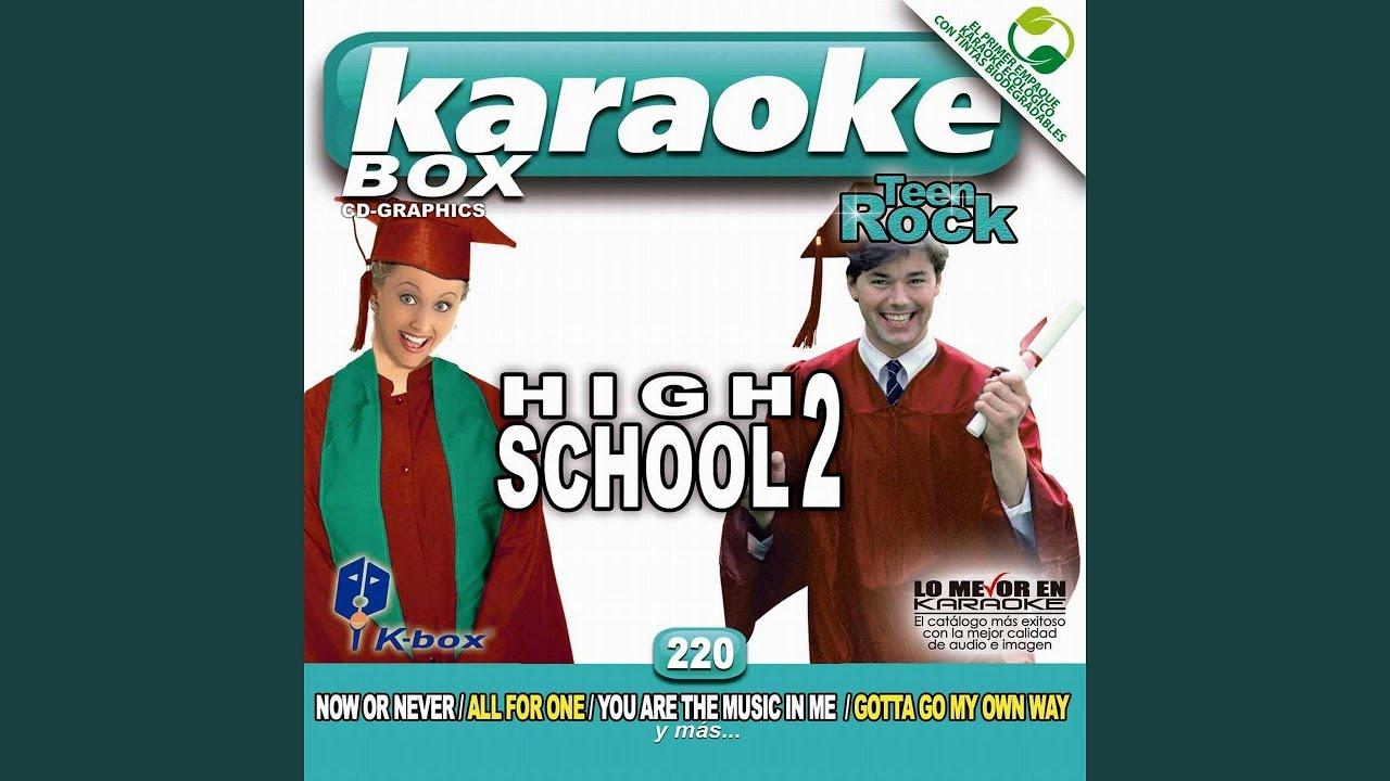bet on it karaoke instrumental tracks