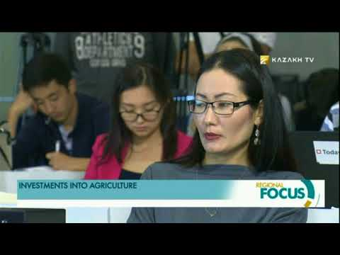 European Investment Bank to invest 100 million euros into the Kazakh agro-industrial complex