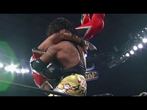 Juventud Guerrera vs. Blitzkrieg: Spring Stampede 1999