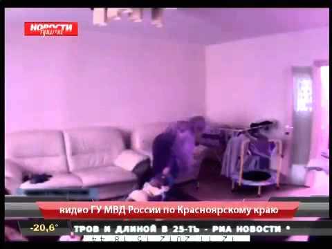 В Красноярске няня издевалась над годовалым ребенком