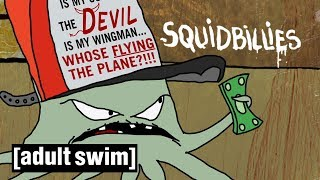 The Many Jobs of Early Cuyler | Squidbillies | Adult Swim