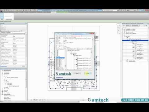 Amtech ProDesign Revit plugin Demo | Amtech Group - YouTube