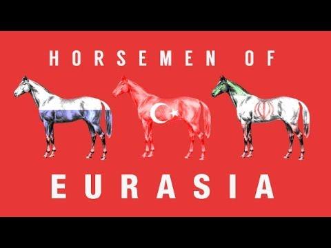 Three Horsemen of Eurasia: Putin, Erdogan, and Rouhani