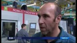 2014 Reportage France 3 Picardie Journal 19/20