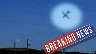 [Breaking News & Politics]Video shows military plane crash