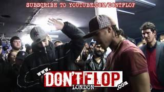 DON'T FLOP - Rap Battle - Nugget Vs Nate