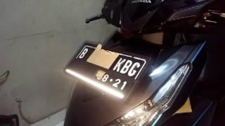 Cara Melepas Cover Dasi depan Honda Vario 125/150