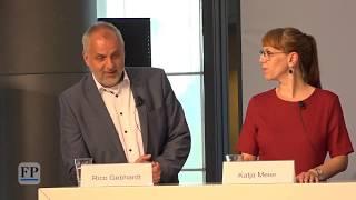 Landtagswahl Sachsen: Die große Debatte der Spitzenkandidaten