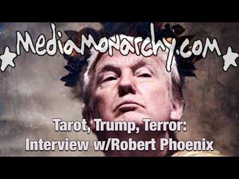 Tarot, Trump, Terror: Interview w/@RobertPhoenix
