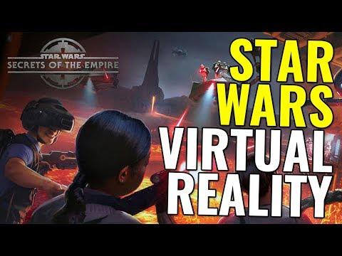 Secrets of the Empire - Virtual Reality - STAR WARS NEWS