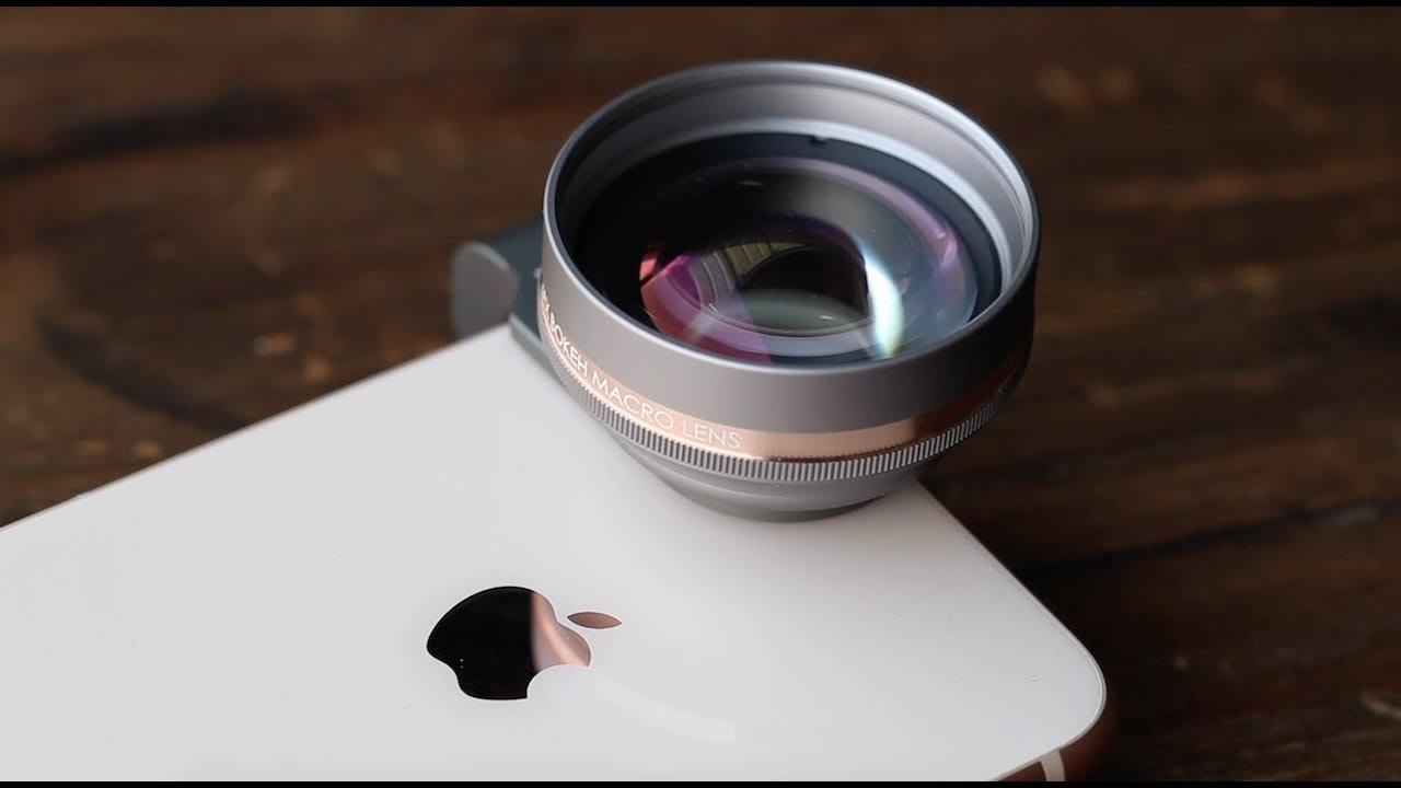 lowest price 9cd23 5974a Ztylus Z-Prime Universal Max Bokeh Lens (Long Range Macro Lens)