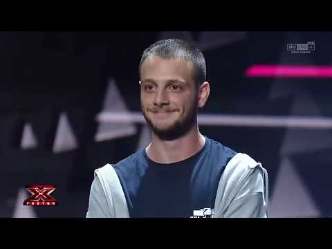 XF12 Italy 2018 Best Audition Anastasio canta inedito La fine del mondo
