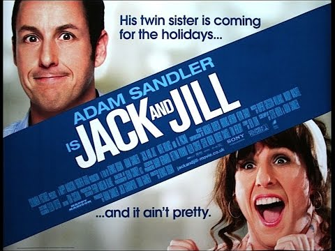 "Movies to Watch on a Rainy Afternoon- ""Jack and Jill (2011)"""