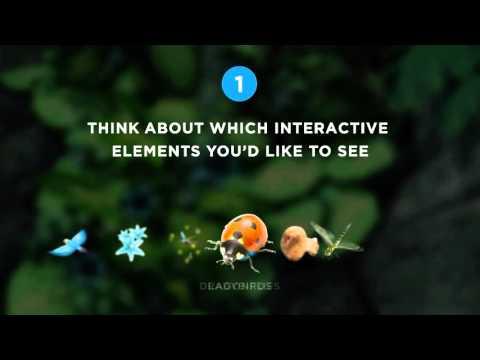 How To Use The ANZ Virtual Garden