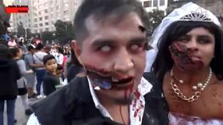 ZOMBIE-WALK Marcha Zombie 2018!