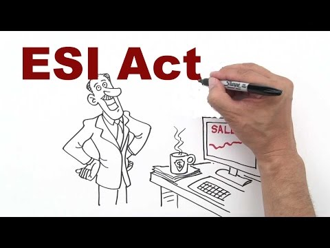 Employees State Insurance Act ESI Act