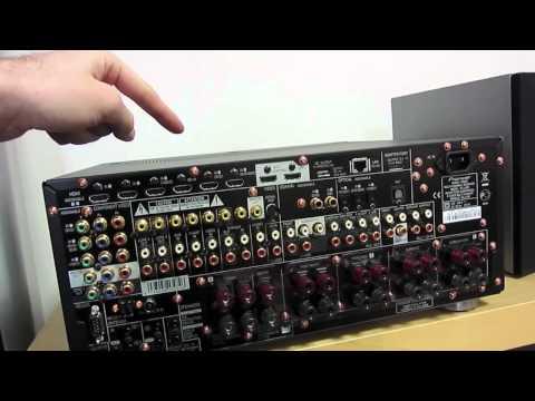 Amplificateur home cinema Pioneer SC-LX85