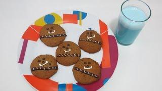 Wookiee Cookies + Leite De Bantha - Star Wars - Cozinha 42