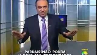 SBT Rio - Rogério Forcolen dando sapatada na CET-Rio