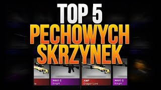 TOP 5 PECHOWYCH SKRZYNEK W CS:GO!