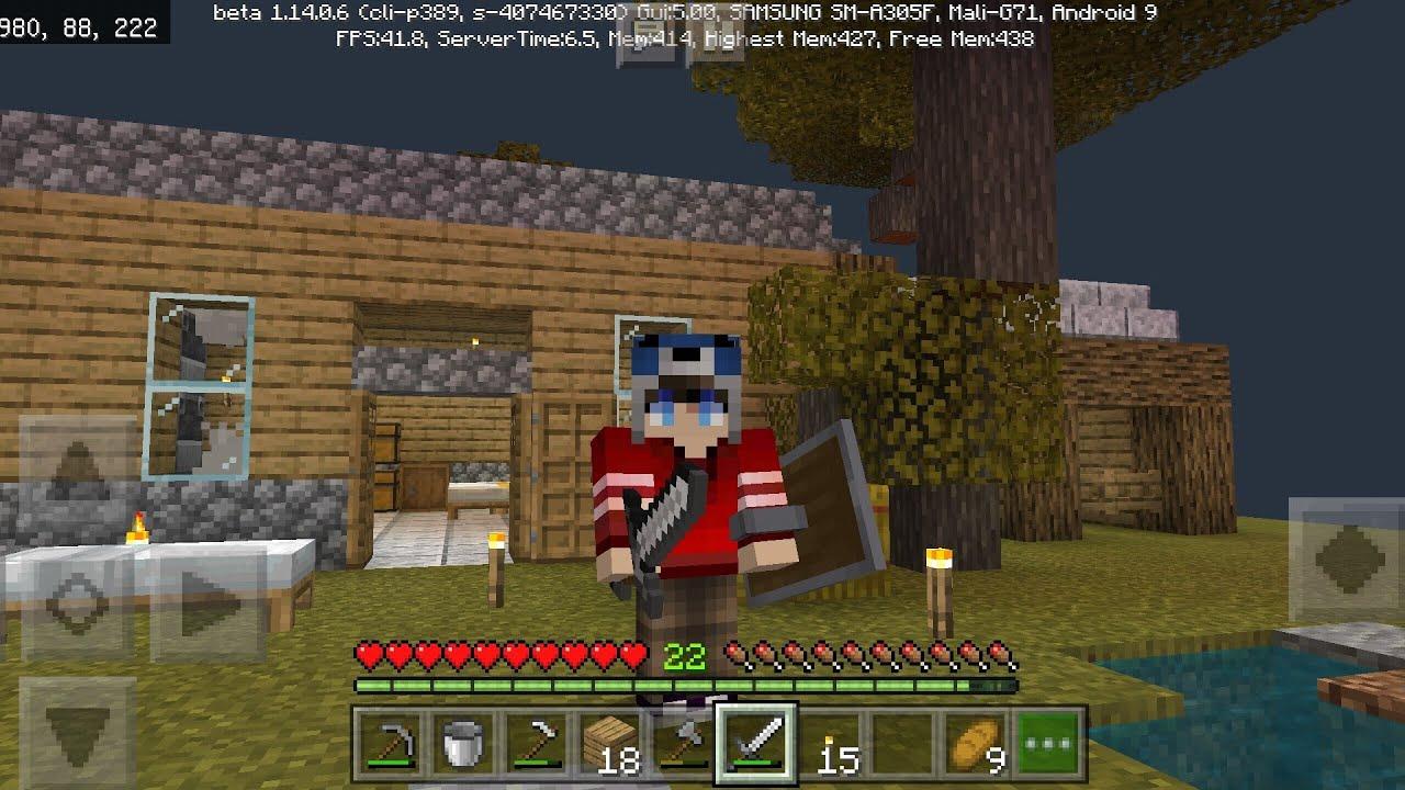 Sau 3 Tuần vào map minecraft sinh tồn cùng bạn bè thì sẽ như thế nào !!!