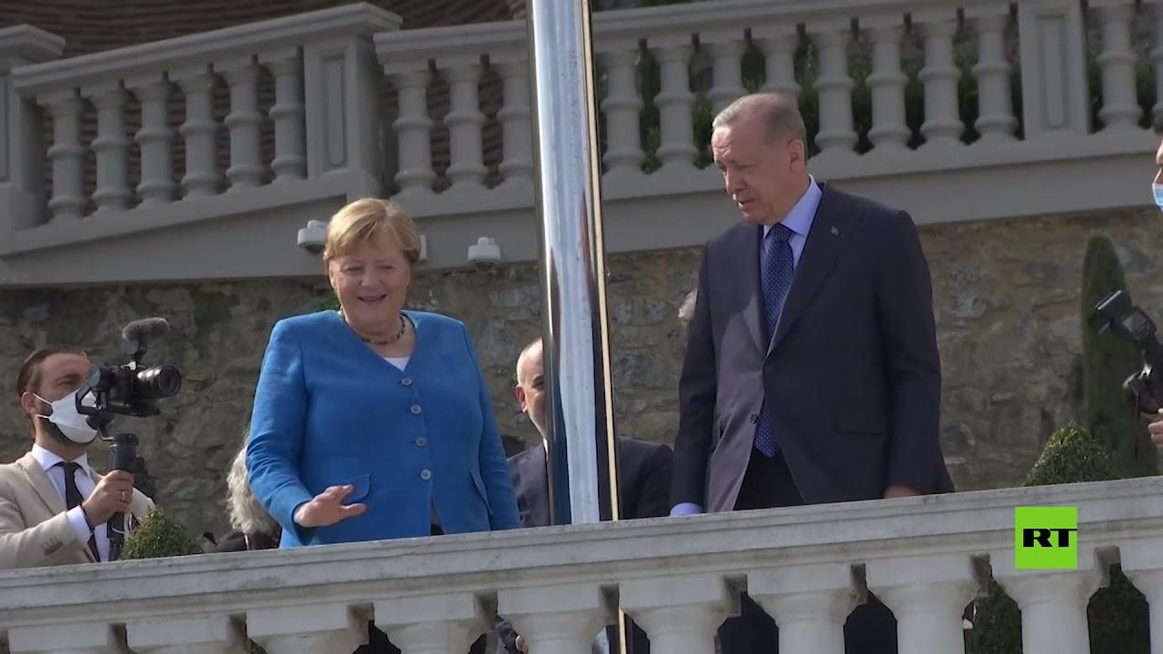 زيارة الوداع.. ميركل تلتقي أردوغان في اسطنبول  - نشر قبل 4 دقيقة