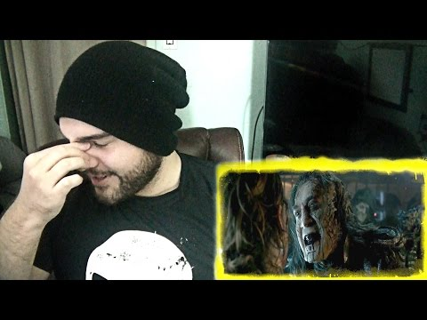 Pirates of the Caribbean 5 Teaser Trailer REACTION!!!