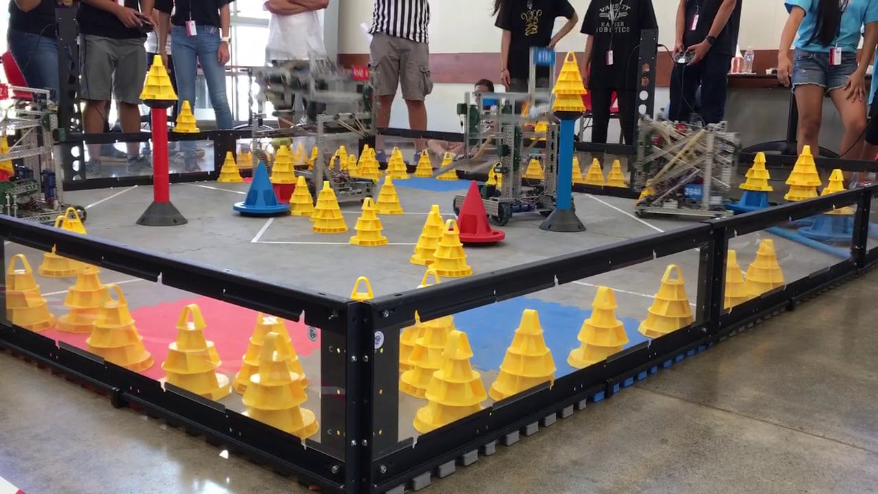 Vex Robotics Competition 2017 3 Youtube
