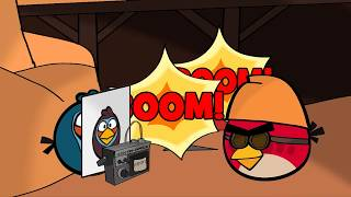Angry Birds + Team Fortress ANIMATION ,,The Revenger''