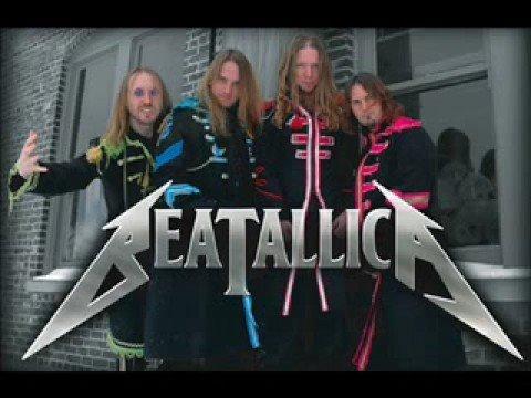 music] Beatallica - All You Ne...