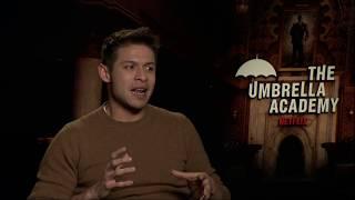 Entrevista a David Castañeda - The Umbrella Academy