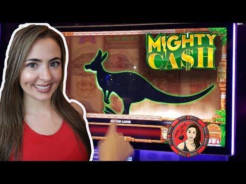 Mighty Cash Outback Bucks Slot Bonus Wins | Vegas 2019!