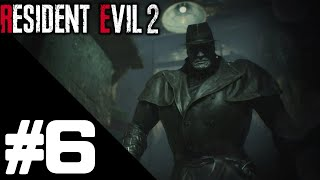 Resident Evil 2 Remake Walkthrough Gameplay Part 6 {Leon Story} – PS4 1080p Full HD – No Commentary