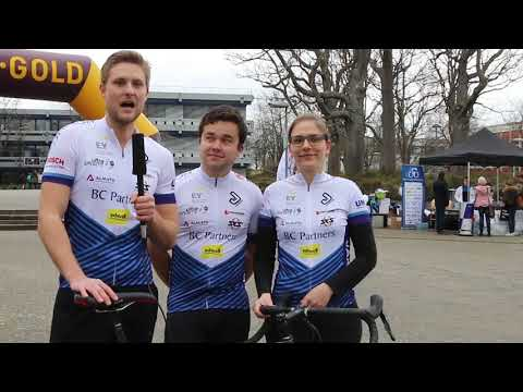 ESB Business School Relay - Cycling for Charity 2018