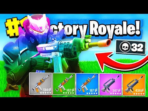 The RAINBOW *BURST* CHALLENGE in FORTNITE Battle Royale! thumbnail