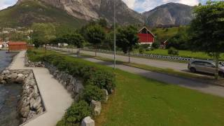Family Trip Norway 2016