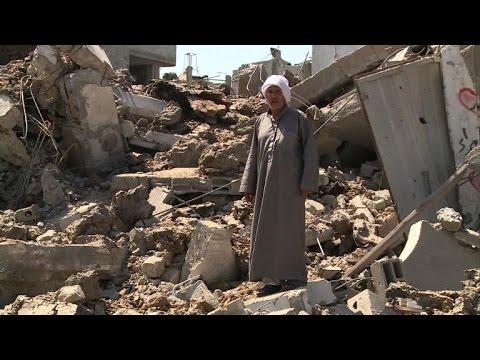 Fleeing Syria to die in Gaza