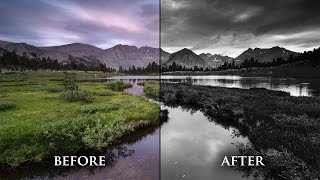 Convert Photos to Black and White in Photoshop - A Powerful, Easy Method