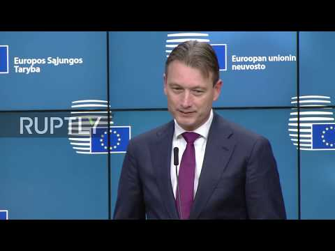 Belgium: EU votes to move two agencies from UK post-Brexit
