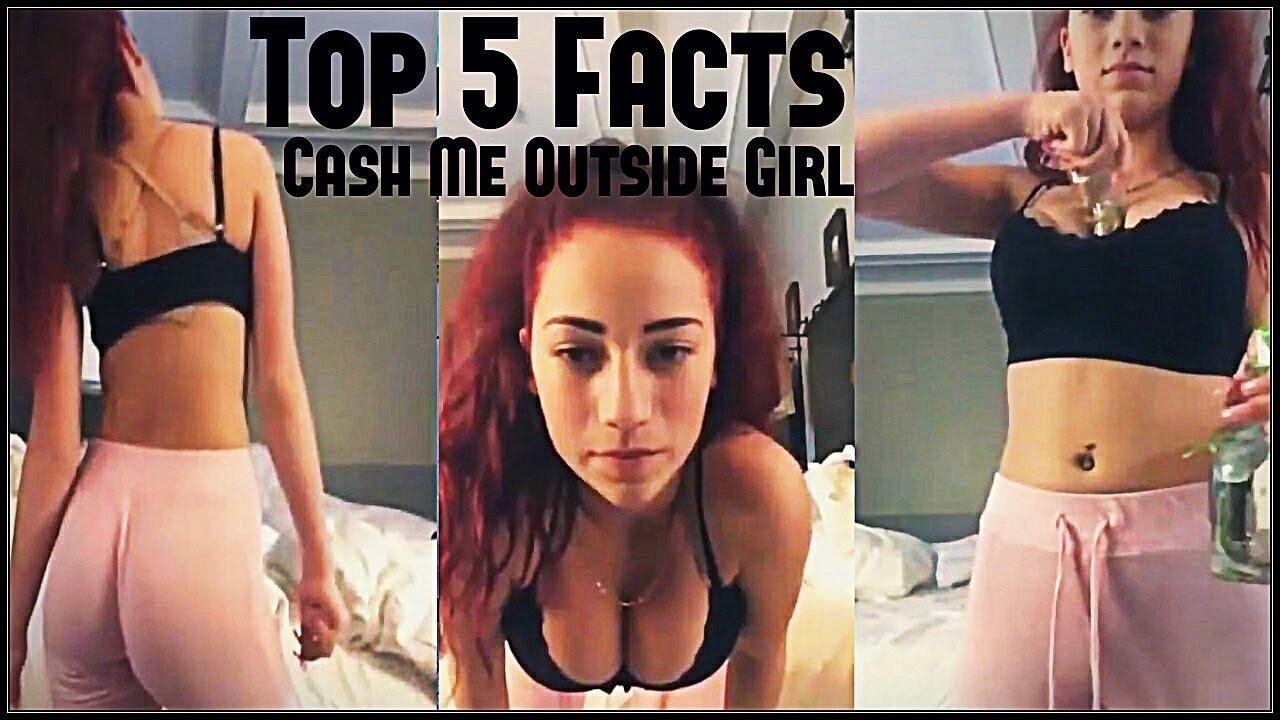 Cash me outside porn