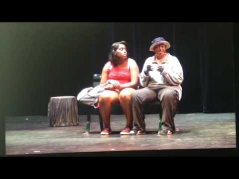 Di'ta Monique In the stage play
