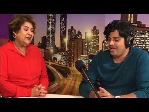 Kumud Merani in conversation with Imran Pratapgarhi