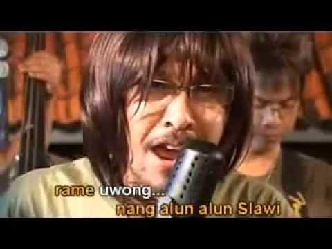 Lagu Tegalan Alun - Alun Slawi (AAS) By G'One