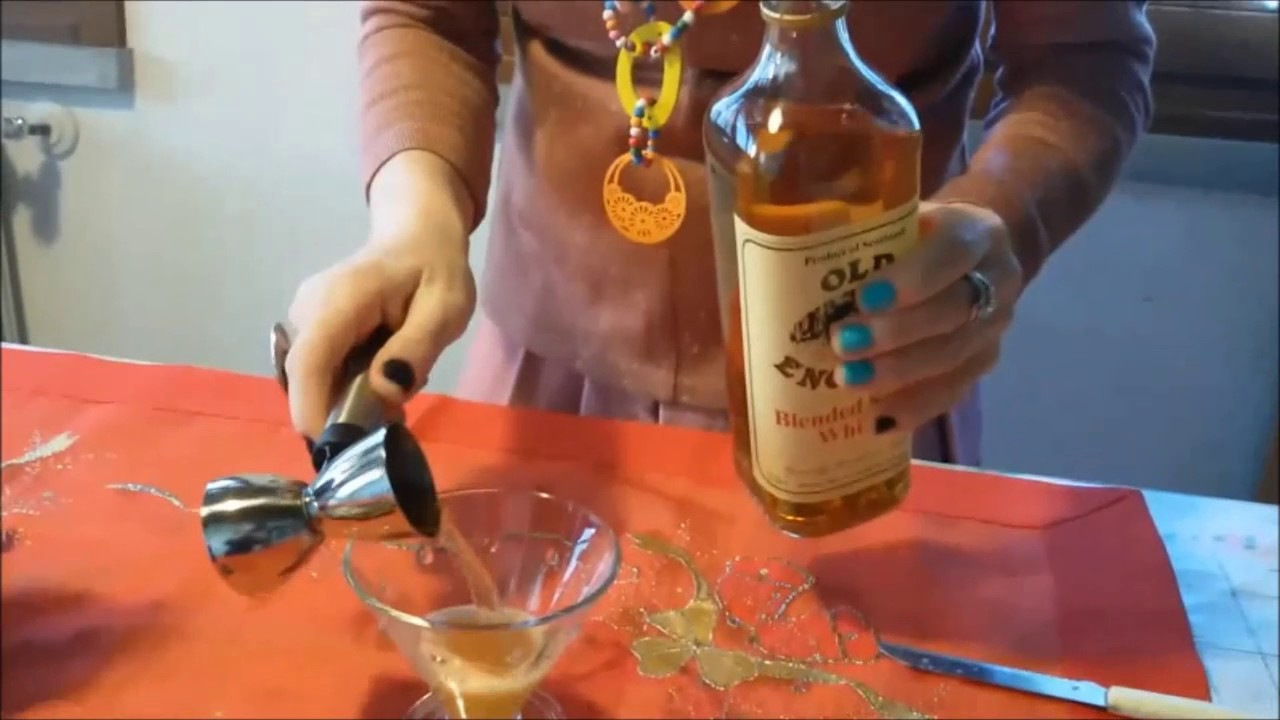 Edith grove 102 cocktail by cecilia ciaschi youtube for Cocktail 102