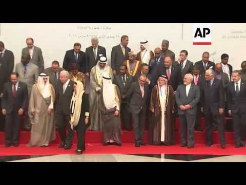 Organisation of Islamic Cooperation family photo