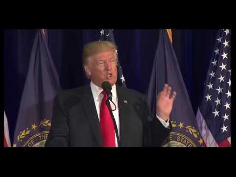 Donald Trump Laconia NH FULL Speech 9/15/16