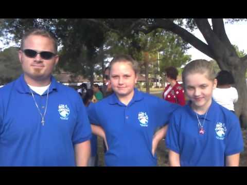 Bay Crest Elementary School - Veterans Day Parade - Tampa FL
