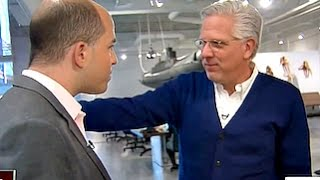 Glenn Beck Thinks He's The Next Walt Disney