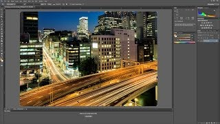 How to correct the perspective distortions in photoshop